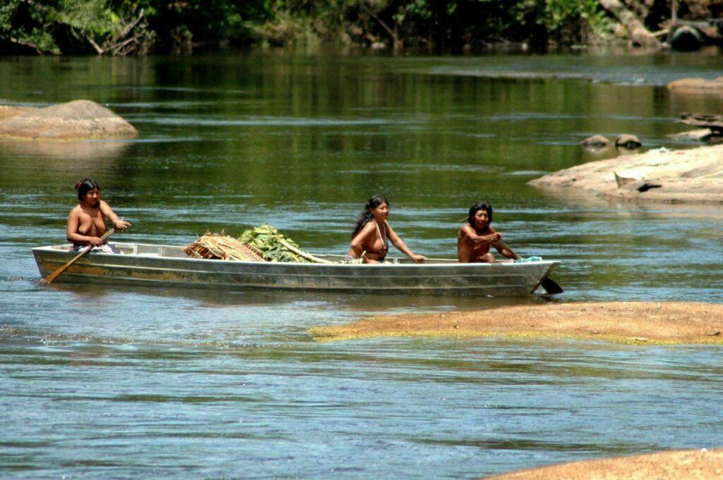 ethnies Guyane