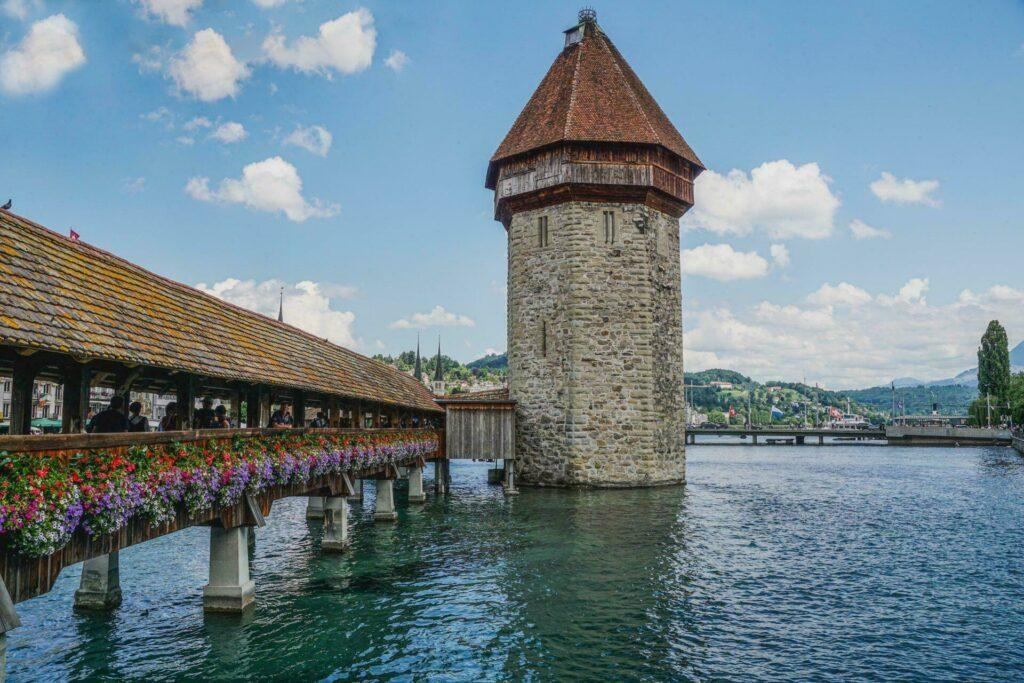 Lucerne en Suisse