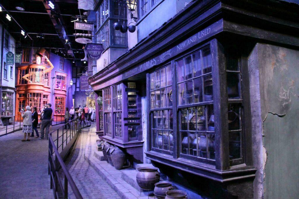 musée Harry Potter