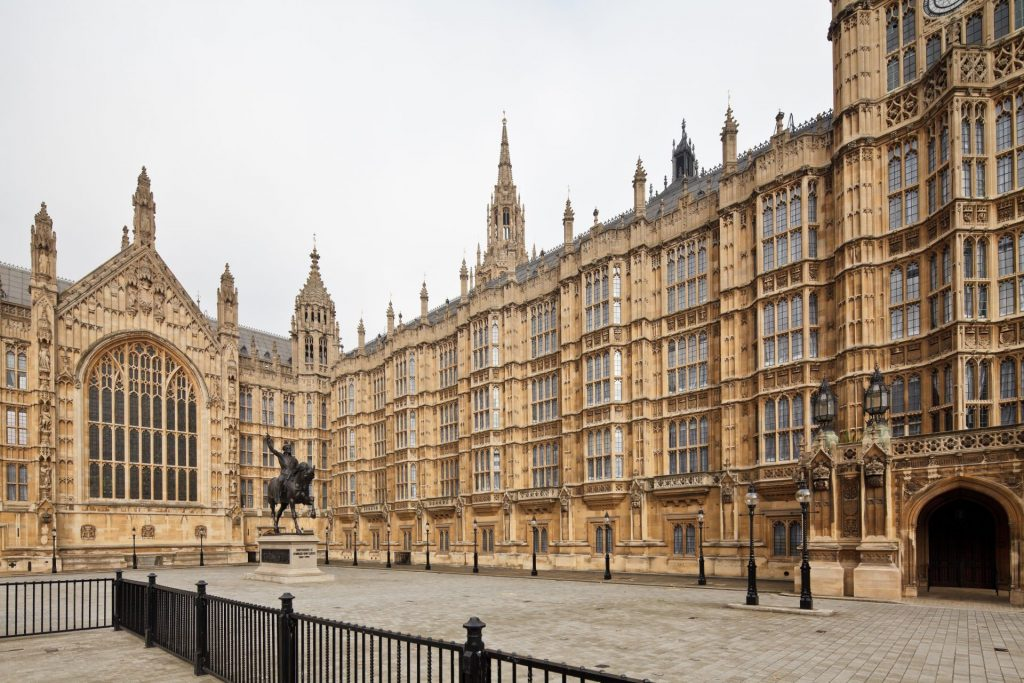 Palais Westminster