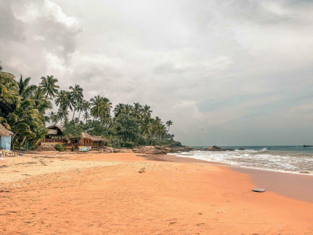 Séjour au Sri Lanka