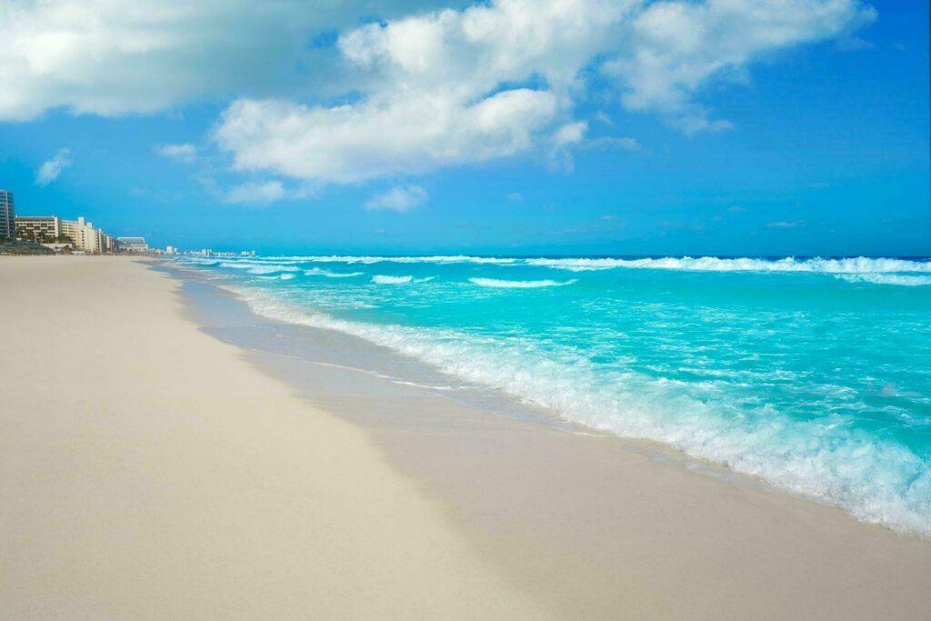 plage Delfines Cancun