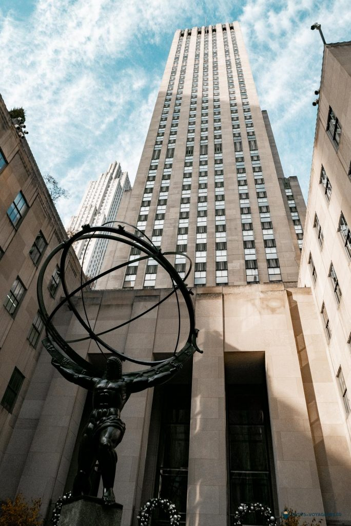 Le Rockefeller Center à New York