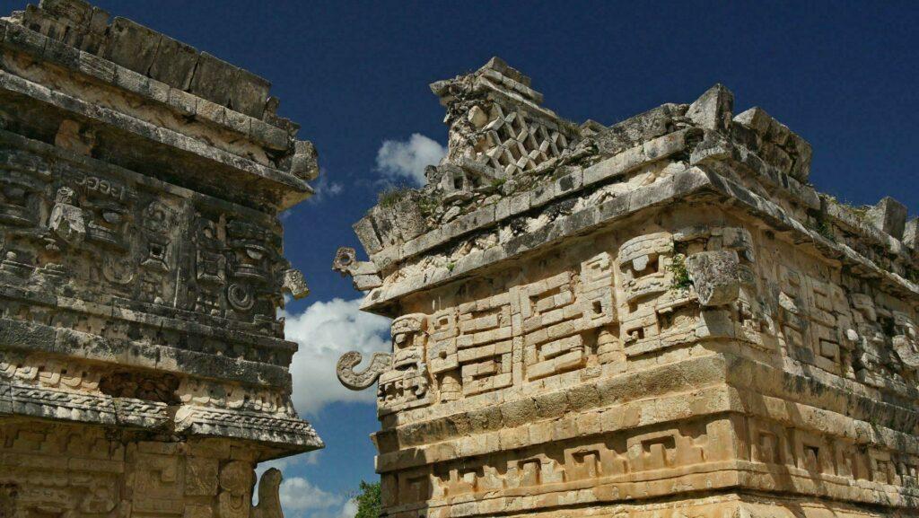 ruines Yucatan