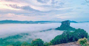 Le rocher de Sigiriya, Sri Lanka
