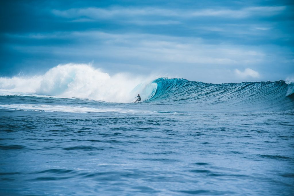 Tahiti, l'île du surf