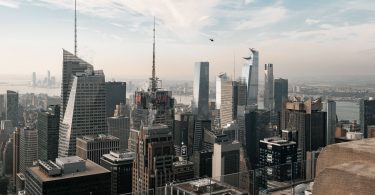 Les buildings de New York