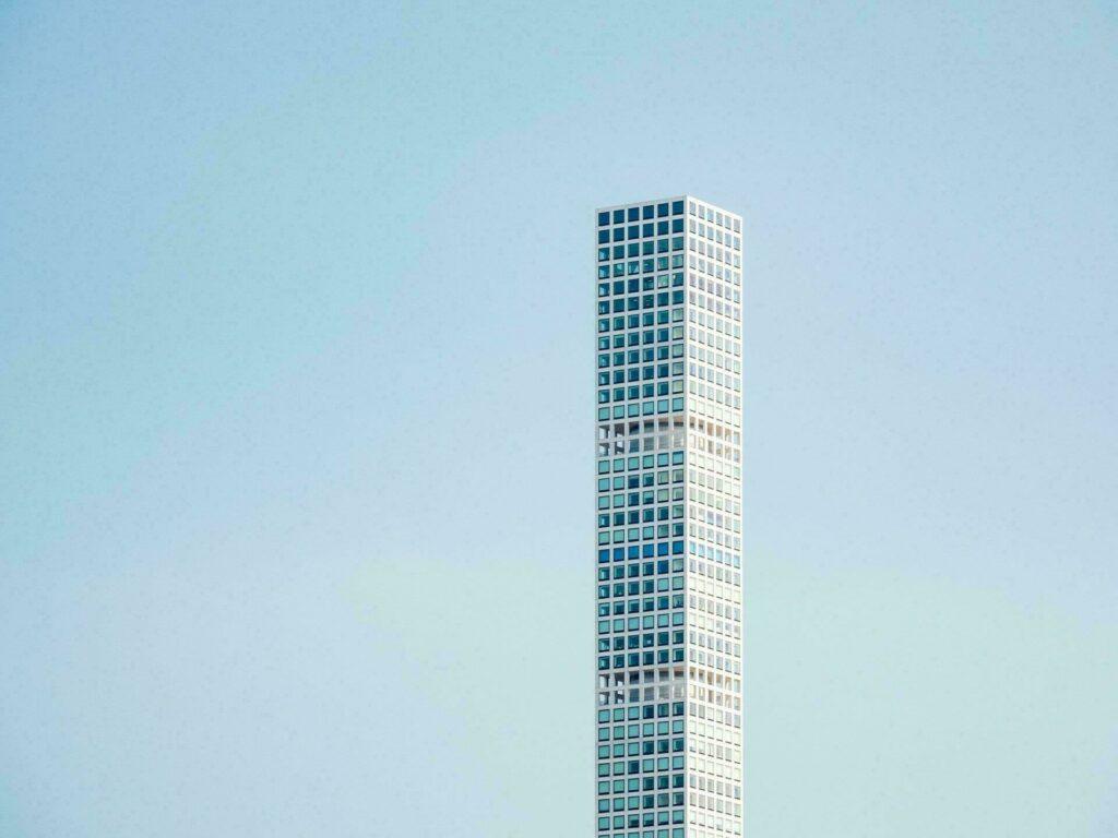 La tour 432 Park Avenue