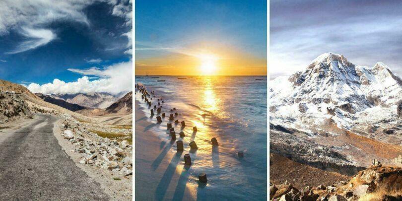 11 destinations paradisiaques
