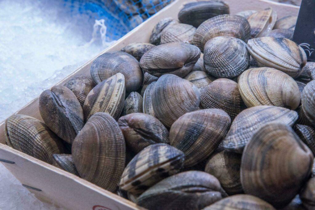 Dégustez des fruits de mer aux Halles de Biarritz