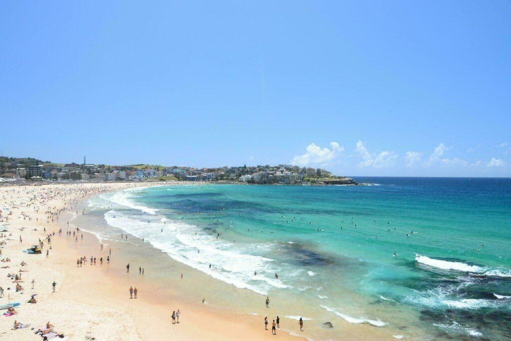 plages d'Australie bondi beach