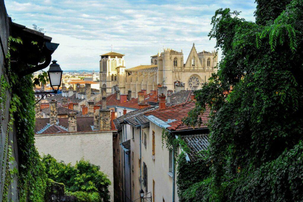 cathédrale Lyon