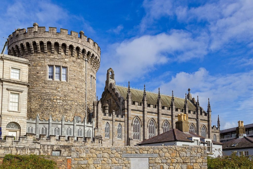 Le Château de Dublin