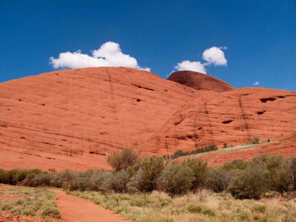 chemin Ayers Rock