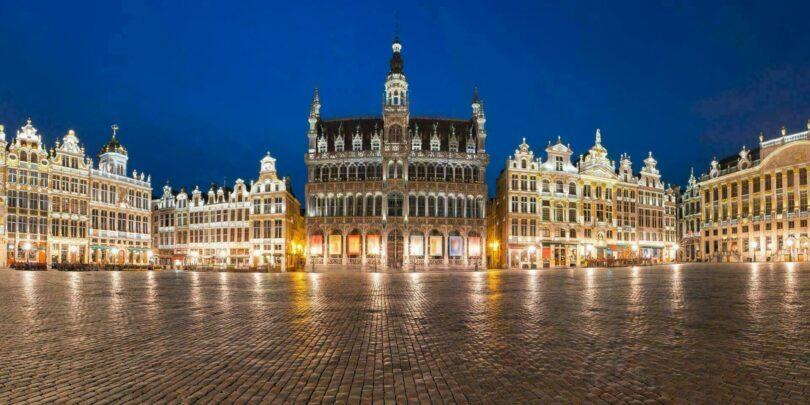 grand-place Bruxelles