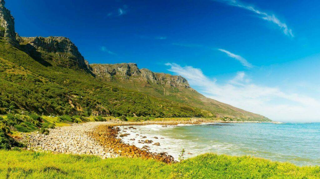 littoral Afrique du Sud