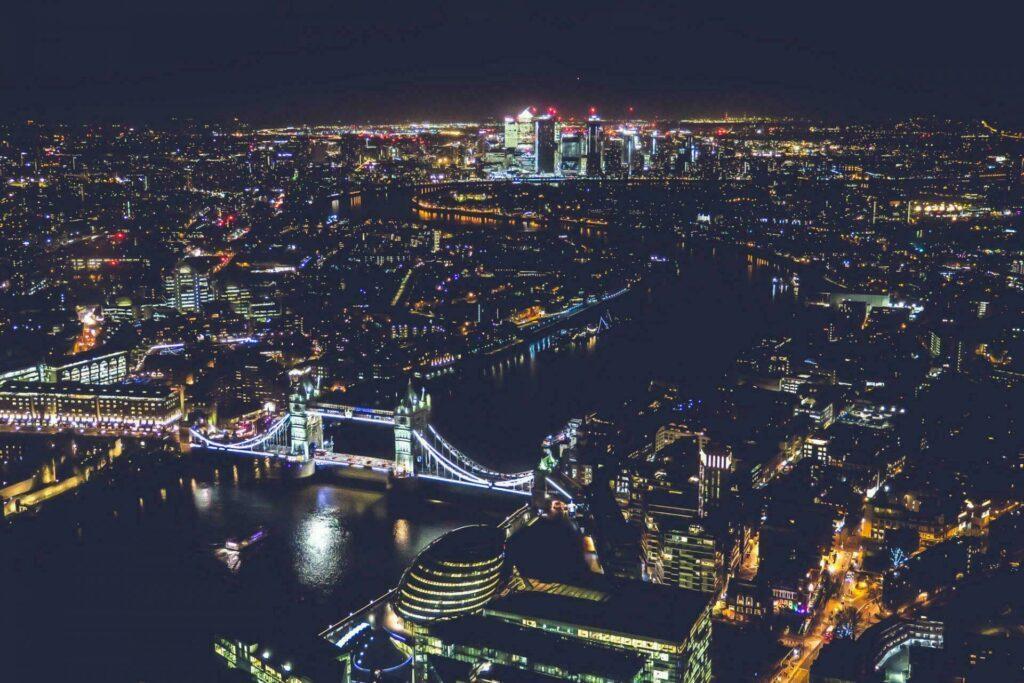 Londres la nuit