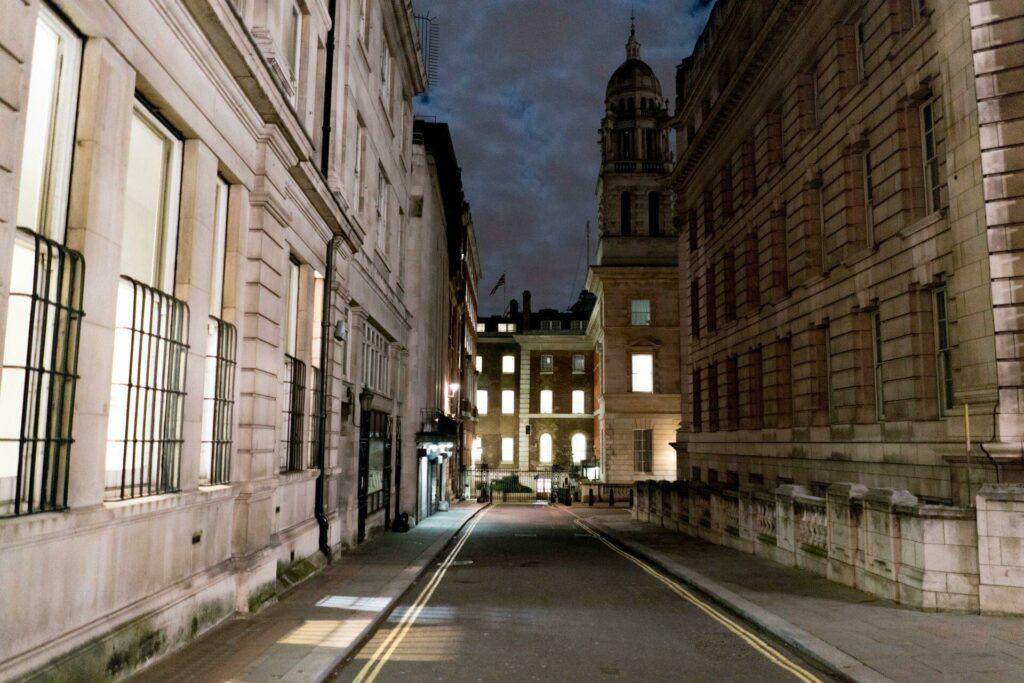 Londres nuit
