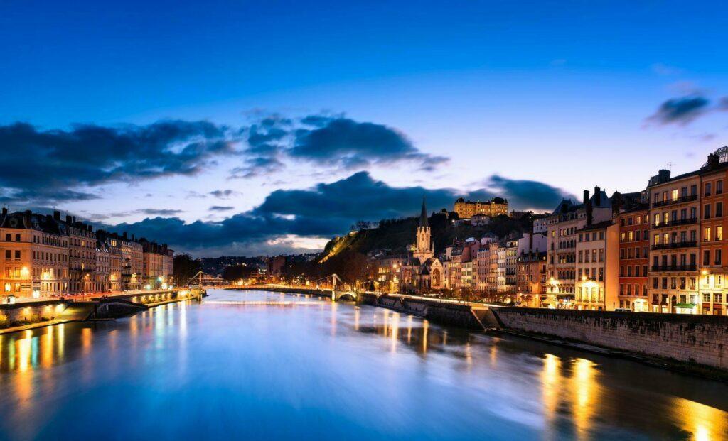 Lyon rivière