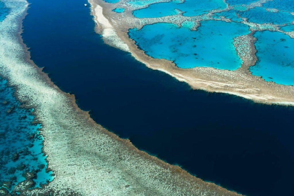 mer corail