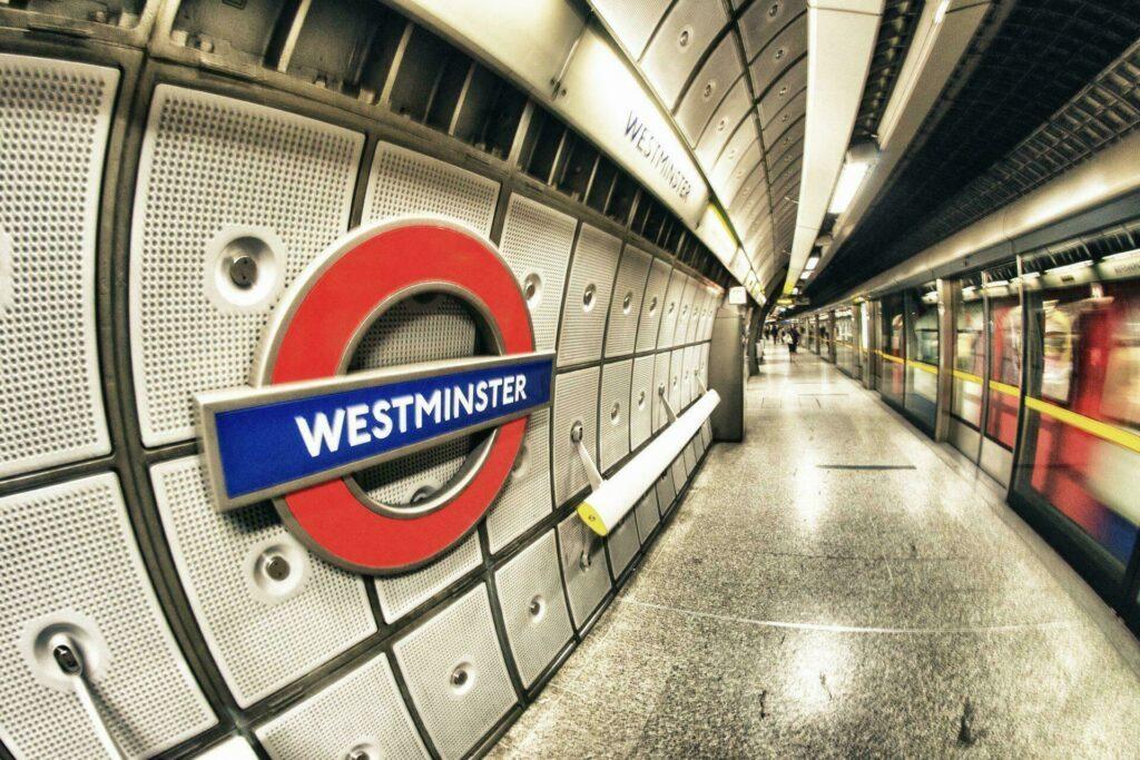 métro Londres