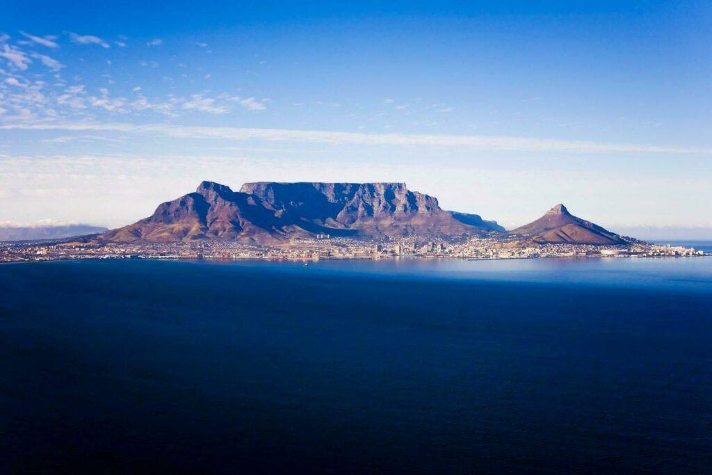 montagne Afrique du Sud