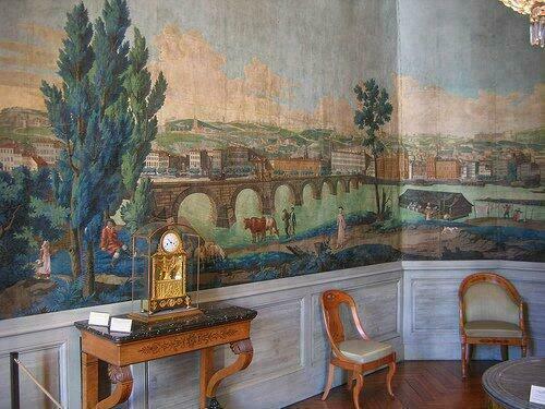 musée tissus