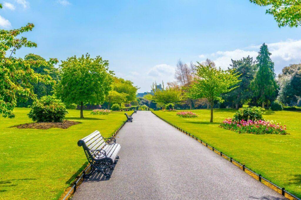 Phoenix Park à Dublin