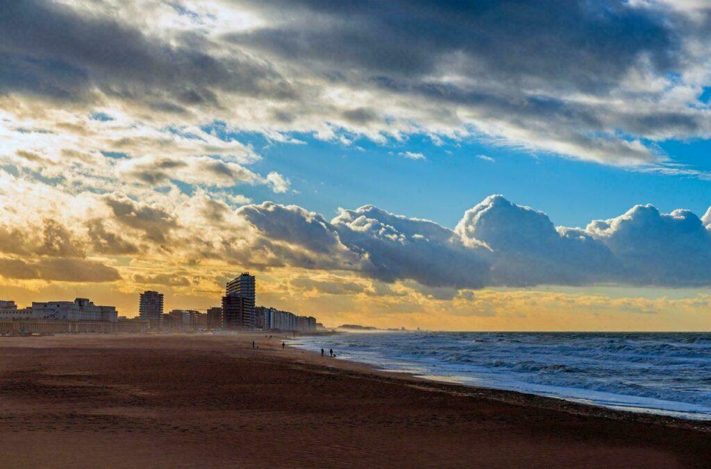 plage Ostende