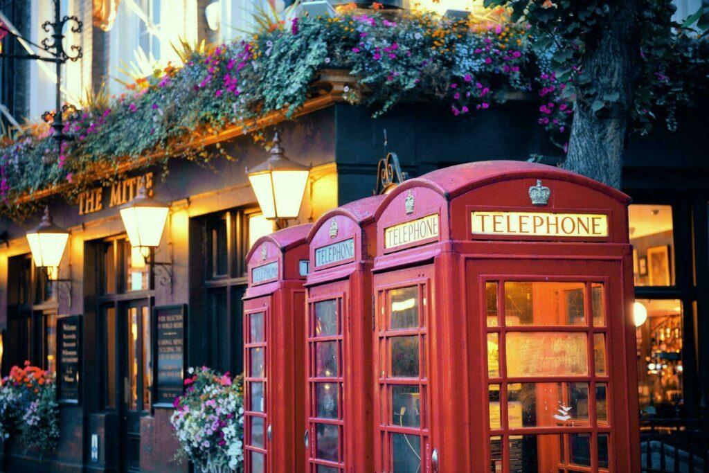 rue Londres