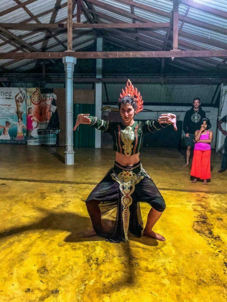Dansez autrement au Sri Lanka