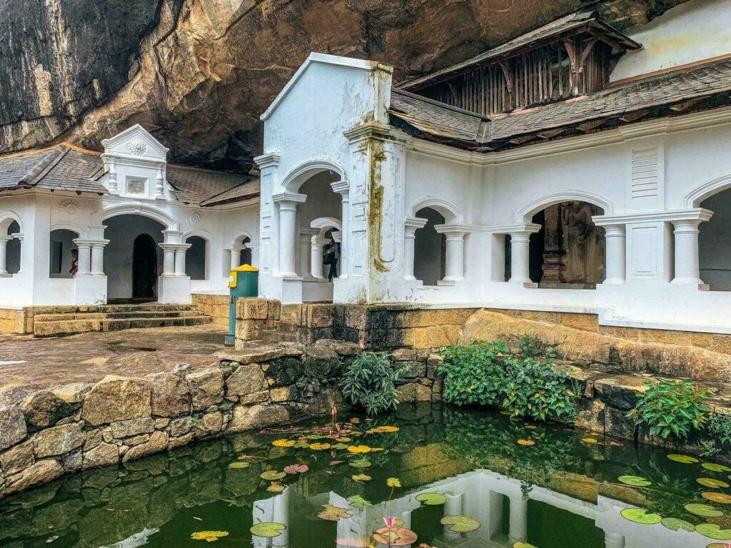 Itinéraire au Sri Lanka, étape à Dambulla