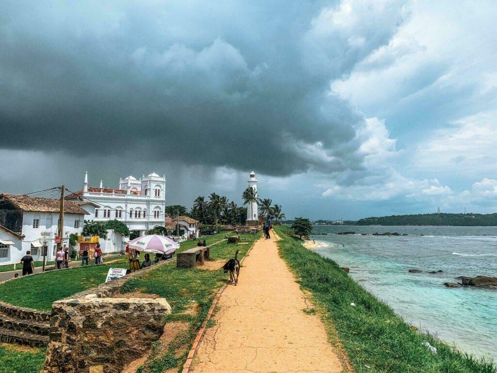 Galle, fin de votre itinéraire au Sri Lanka