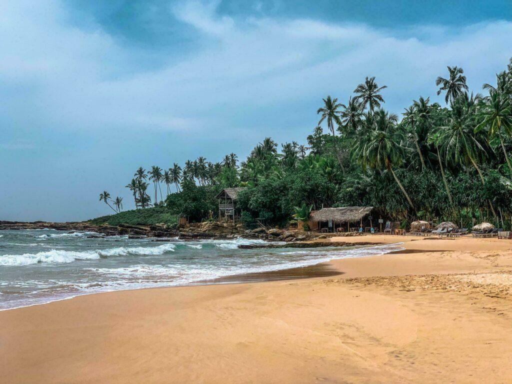 Sri Lanka plage Tangalle