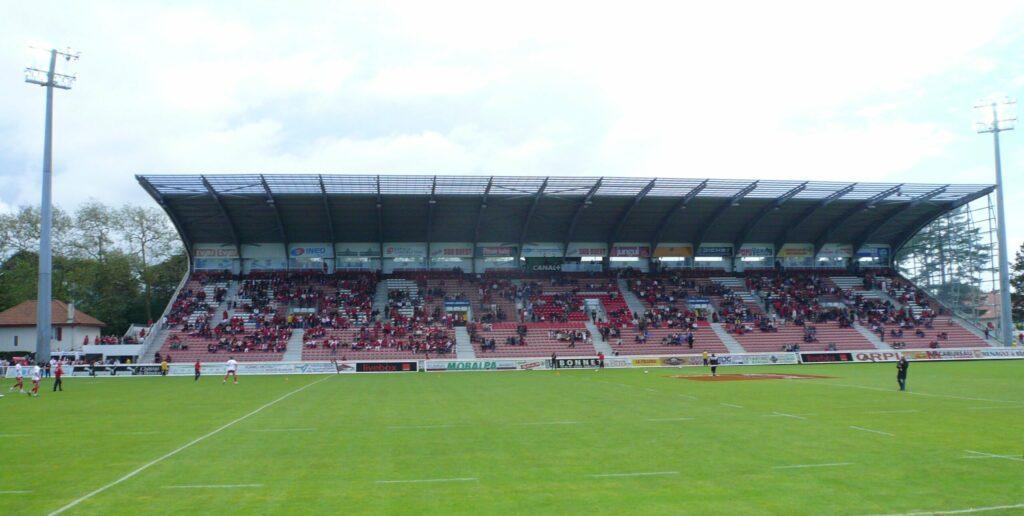 Le stade Aguilera