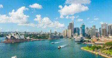 Sydney ville australienne
