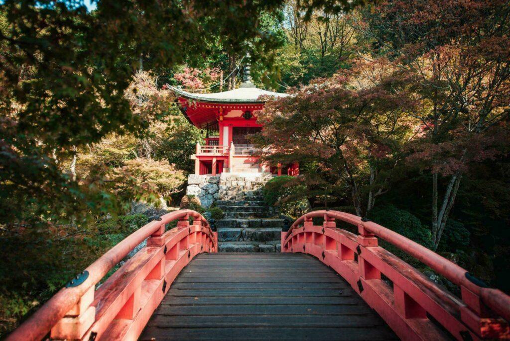 temple Daigoji Kyoto