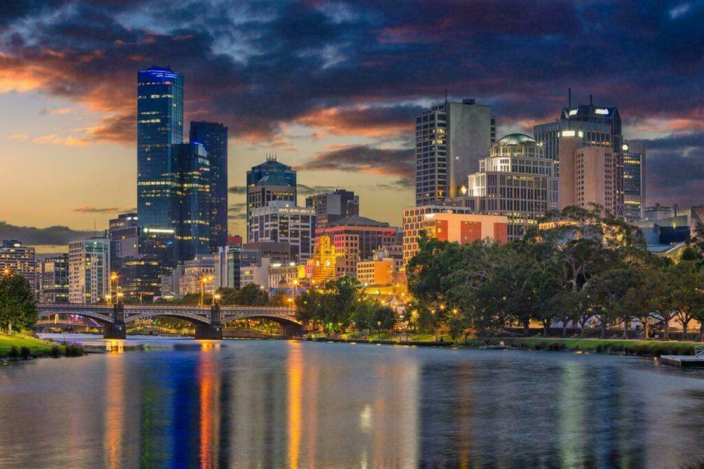 ville Melbourne