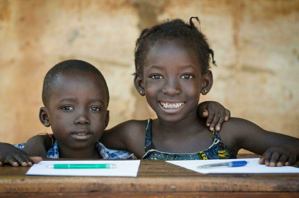 voyage solidaire ecole Afrique