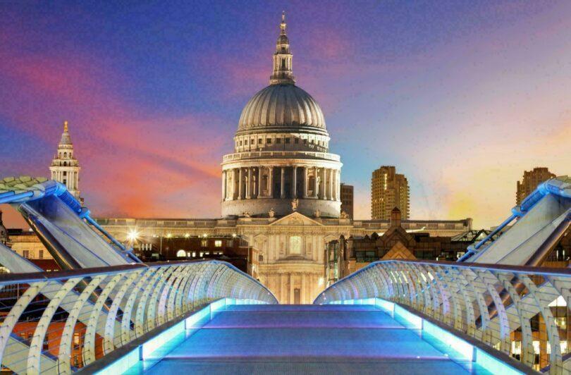 weekend à Londres