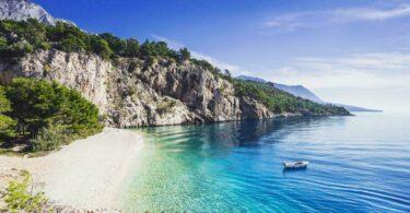 belles plages Croatie