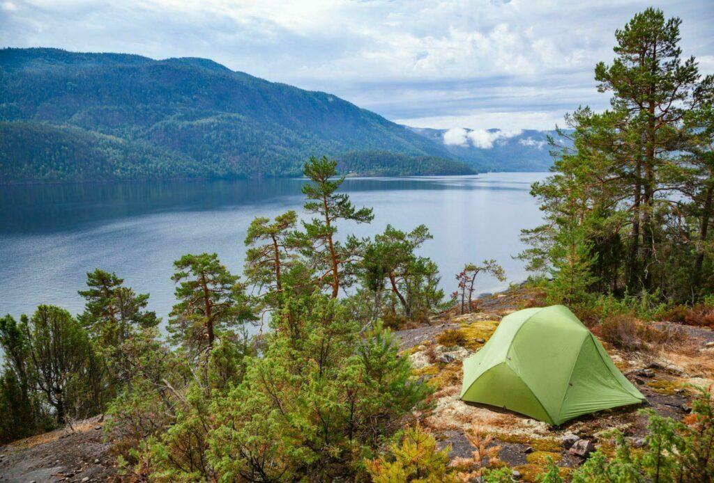 camping Norvège