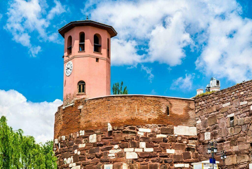 citadelle Ankara