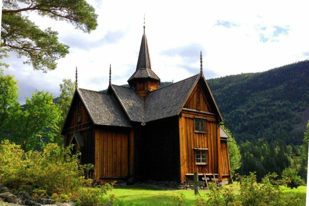 église Nuvedal