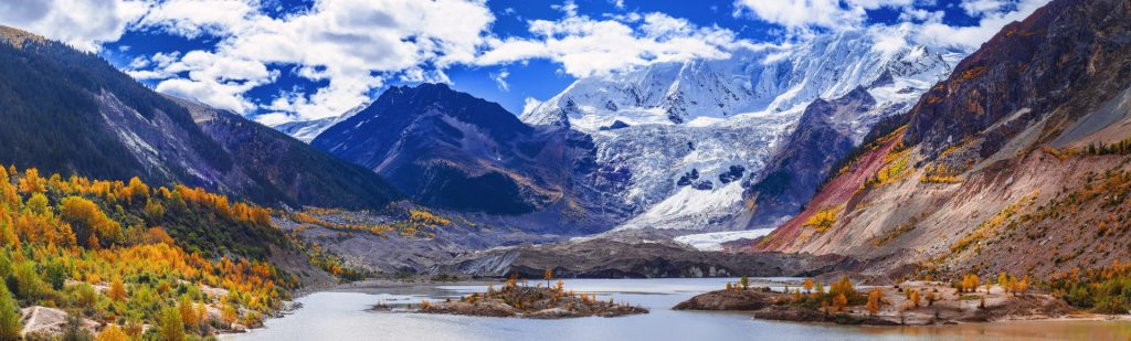 glacier Tibet