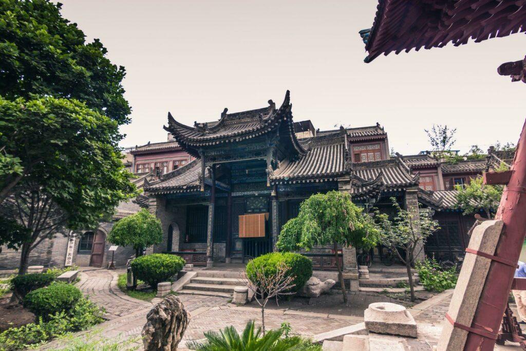 grande mosquée Xi'an