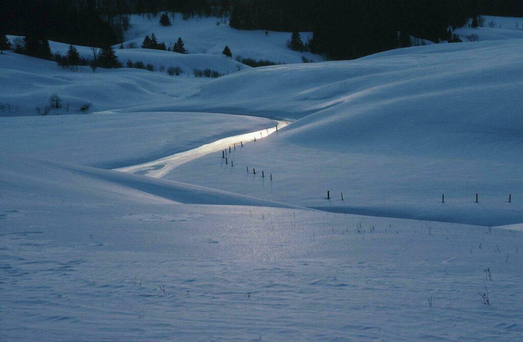 hiver Québec