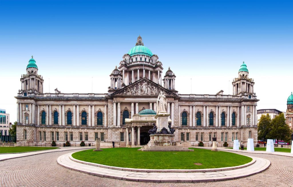 mairie Belfast