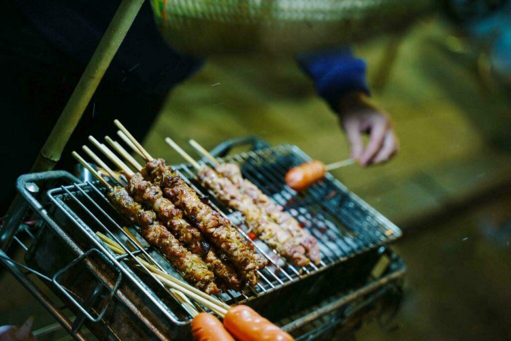 marché Hanoï