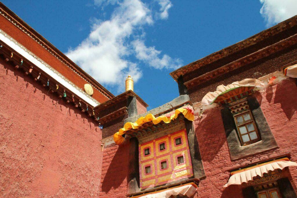 monastère Sakya